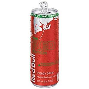 Red Bull Red Watermelon