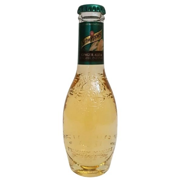 Schweppes Ginger Ale & Jengibre intenso
